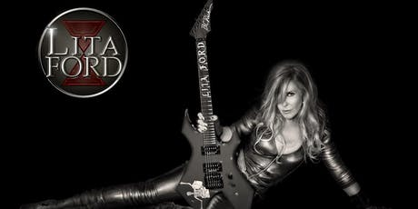 Lita Ford - Live in the Vault! tickets