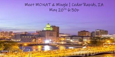 Meet MONAT & Mingle | Cedar Rapids, IA