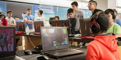 4 Day Gaming Summer Camp, ages 13+