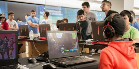 4 Day Gaming Summer Camp, ages 13+ tickets