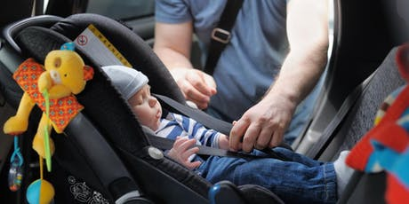 Car Seat Safety Check Event tickets