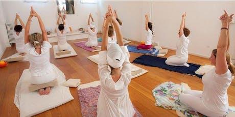 Kundalini Yoga entradas