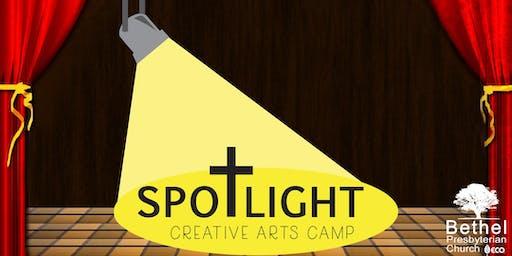 Spotlight Creative Arts Camp