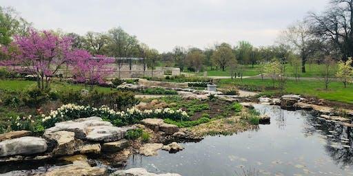 Yoga + Tour at Bellefontaine Cemetery & Arboretum