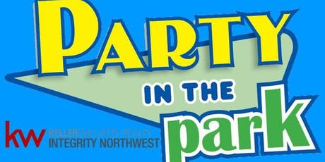 Party in the Park 2019: BUFFALO tickets