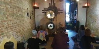 Gong Journeys Meditation Shakti Yoga Center