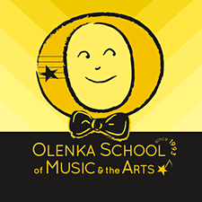 The Olenka School of Music & the Arts logo