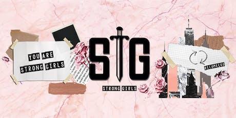 1° Conferência Strong Girls 2019 ingressos