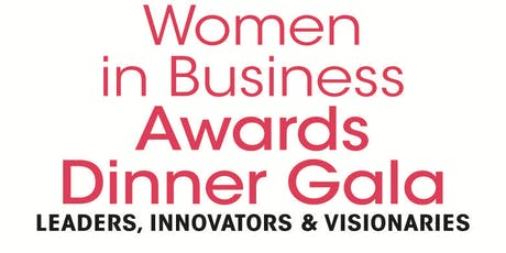 Women in Business Awards Dinner Gala tickets