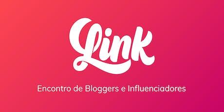LINK Bloggers Meeting bilhetes
