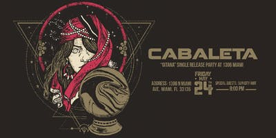 "CABALETA - Single Release Party ""Gitana"""
