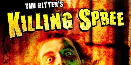 Video Vortex - KILLING SPREE - June 21 - 930PM tickets