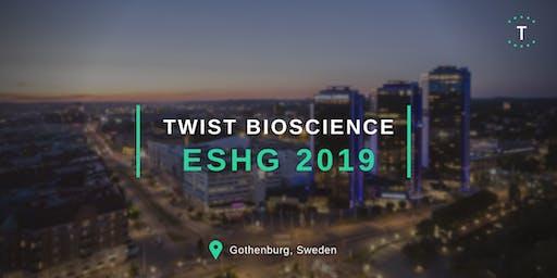 Twist Bioscience at ESHG 2019