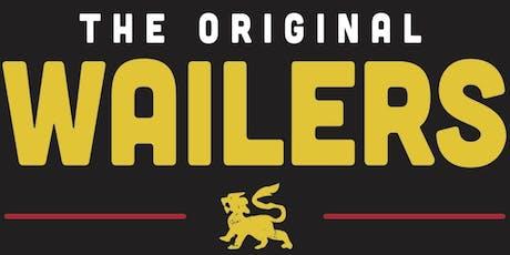 The Original Wailers tickets
