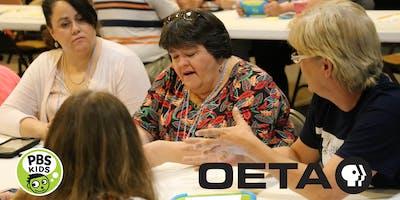 OETA PBS KIDS Edcamp