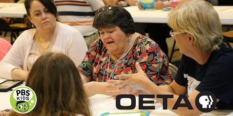 OETA PBS KIDS Edcamp tickets