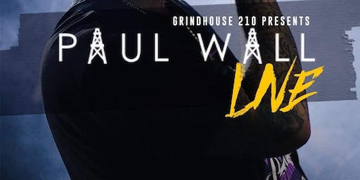 Independence Weekend Featuring Paul Wall