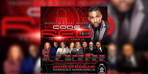 CODE RED PROPHETIC SUMMIT 2019