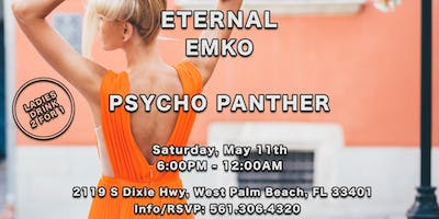 Eternal at Emko w/ Psycho Panther