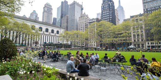 Bryant Park Evening Public Tours