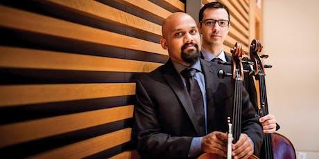 VC2 Cello Duo tickets