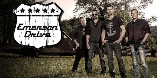 Emerson Drive, Tony Jackson, & Queeva