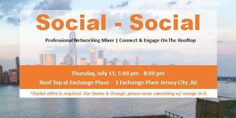 Social - Social (NJMB Professional Networking Mixer) tickets