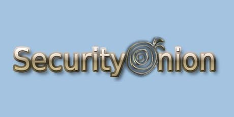 Security Onion ADVANCED Course 4-Day Columbia MD September 2019 tickets