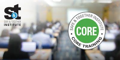 Safe & Together™ Model European CORE Training — Stirling, Scotland