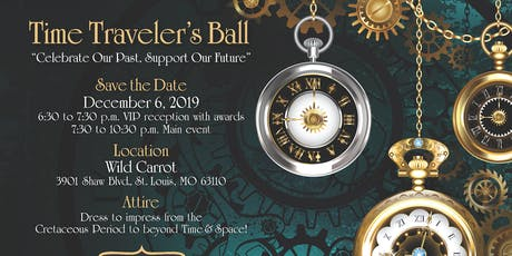 Sponsorship Opportunities:Tower Grove Neighborhoods CDC Time Travelers Ball  tickets