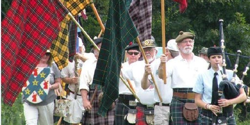 95th Connecticut Round Hill Highland Games Clan Gathering Registration
