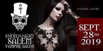 Endless Night: Salem Vampire Salon - September 2019