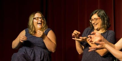 """Level 3 Improv """"Characters and Relationships""""(8 Week Session/Tuesdays)"""