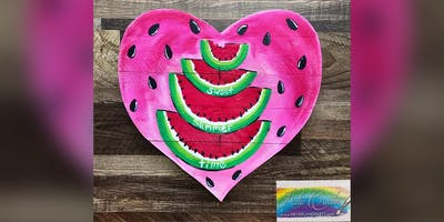 Watermelons: La Plata, Greene Turtle with Artist Katie Detrich!