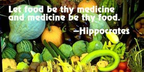 Food As Medicine tickets