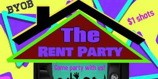 No Netflix, Just Chill Rent Party