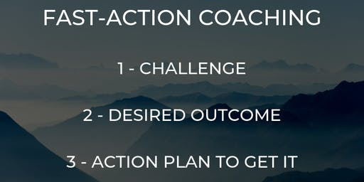 Fast-Action Coaching Session