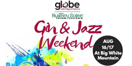 Gin & Jazz Weekend at Big White Mountain tickets