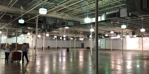 FSU v Boise St Tailgate: 27,000 square feet of air conditioned awesomeness