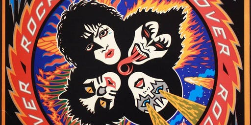 """Rock and Roll Over """"KISS Tribute"""" LIVE at Quatermain's Pub"""