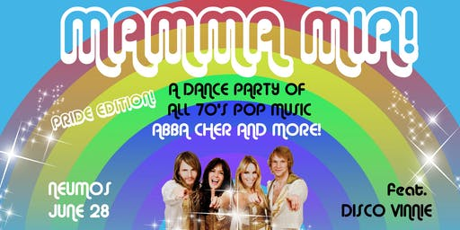 Mamma Mia! - Pride Edition Dance Party