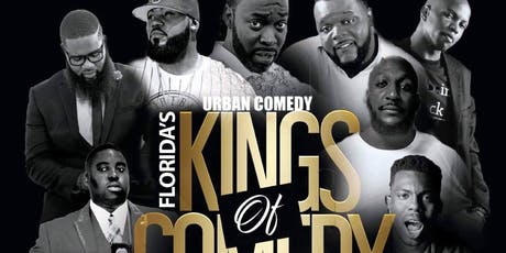 Florida's KINGS Of Comedy tickets
