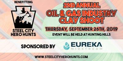 2nd Annual Oil&Gas Industry clay shoot