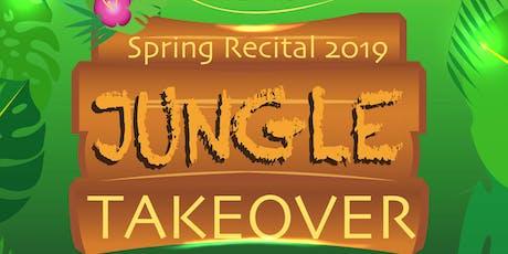 Spring Recital 2019 tickets
