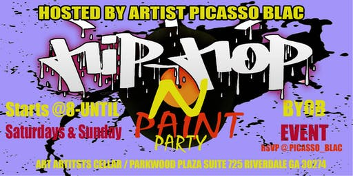 Hip Hop N Paint