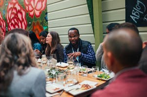 The Civic Table Project Creates Community Through the Power of Dinner Parties