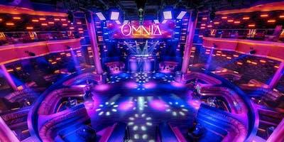 Omnia Guest List Thursday Night