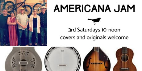 Morning Americana Jam tickets