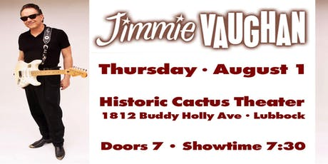 Jimmie Vaughan tickets