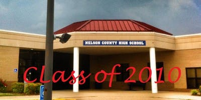 Nelson County High School Class of 2010: 10 Year Class Reunion!